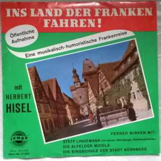 "Various - Ins Land Der Franken Fahren! (10"")"