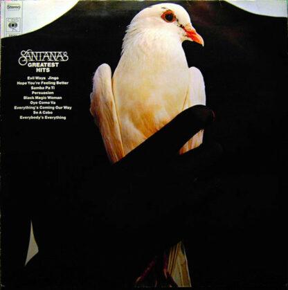 Santana - Santana's Greatest Hits (LP, Comp)