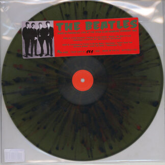 The Beatles - Work In Progress: Live At The Star Club Hamburg Germany 1962 (LP, Ltd, Num, Unofficial, Gre)