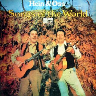 Hein & Oss Kröher* - Songs Of The World (LP, Album)