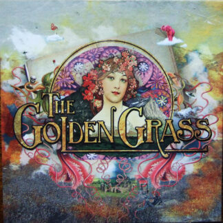 The Golden Grass - The Golden Grass (CD, Album)