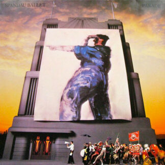 Spandau Ballet - Parade (LP, Album, Gat)
