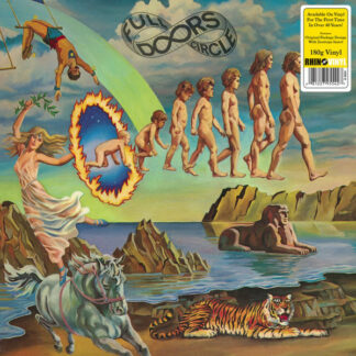 The Doors - Full Circle (LP, Album, RE, RM, Gat)