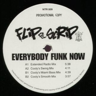 Flip Da Scrip - Everybody Funk Now (12