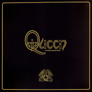 Queen - Studio Collection (Box, Comp, 180 + LP, Album, RE, RM, Pur + 2xLP, S/)