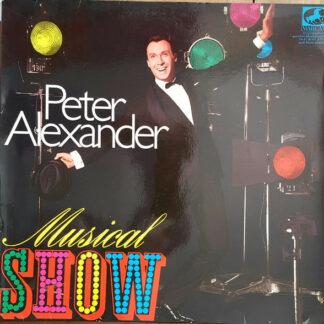 Peter Alexander - Musical Show (LP)