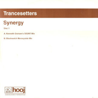"Trancesetters - Synergy (12"", 1/2)"