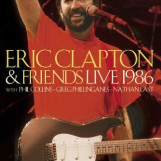 Eric Clapton - Eric Clapton & Friends - Live 1986 (DVD)