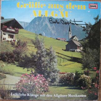 Various - Grüße Aus Dem Allgäu (LP, Album)