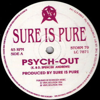"Sure Is Pure - The Out To Lunch EP (2x12"", EP)"