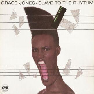 Grace Jones - Slave To The Rhythm (LP, Album)