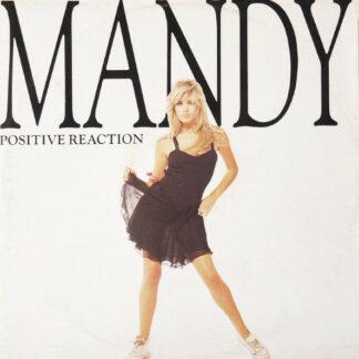 """Mandy* - Positive Reaction (12"""", Maxi)"""