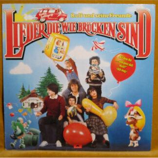 Rolf und seine Freunde - Lieder, Die Wie Brücken Sind (LP, Album)