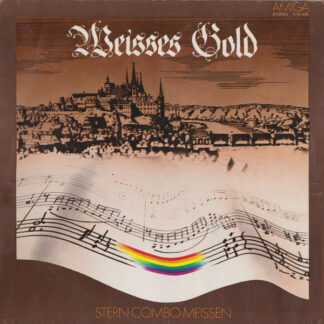 Stern-Combo Meissen* - Weisses Gold (LP, Album)