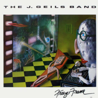 The J. Geils Band - Freeze-Frame (LP, Album, Win)