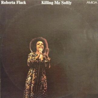 Roberta Flack - Killing Me Softly (LP, Album, RE)