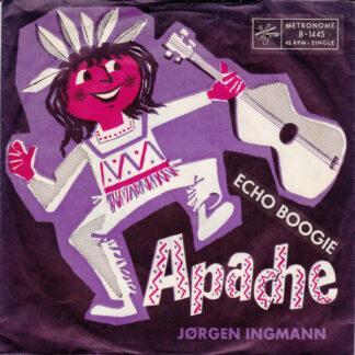 """Jørgen Ingmann - Apache (7"""", Single, No )"""