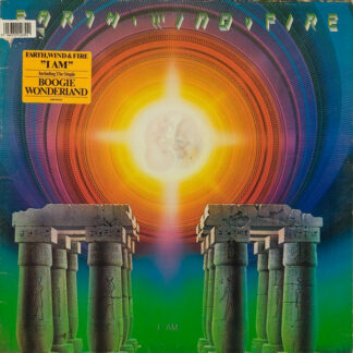 Earth, Wind & Fire - I Am (LP, Album, Gat)