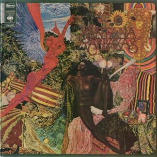 Santana - Abraxas (LP, Album, Ⓣ, )