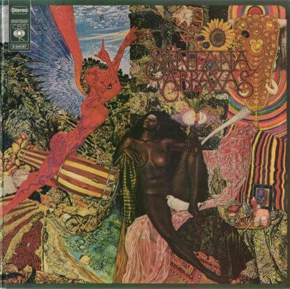 Santana - Abraxas (LP, Album, Gat)