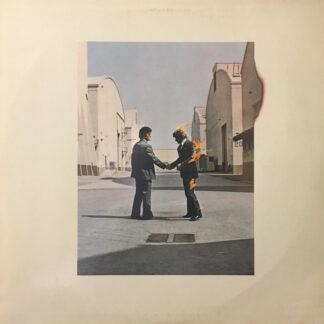 Pink Floyd - Wish You Were Here (LP, Album, RE)