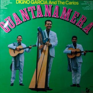 Digno Garcia And The Carios* - Guantanamera (LP, Album)