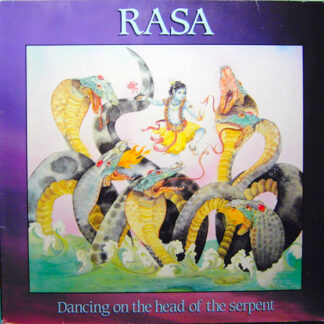 Rasa (4) - Dancing On The Head Of The Serpent (LP, Album)