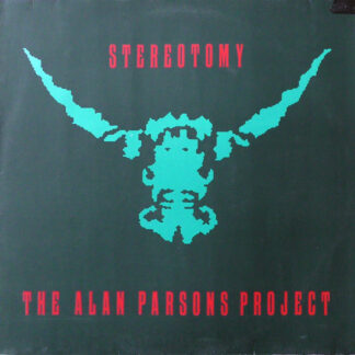 The Alan Parsons Project - Stereotomy (LP, Album, Col)