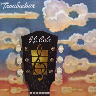 J.J. Cale - Troubadour (LP, Album)