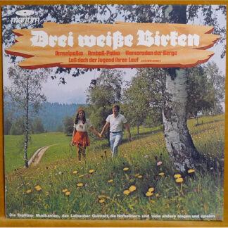 Various - Drei Weiße Birken (LP, Comp)