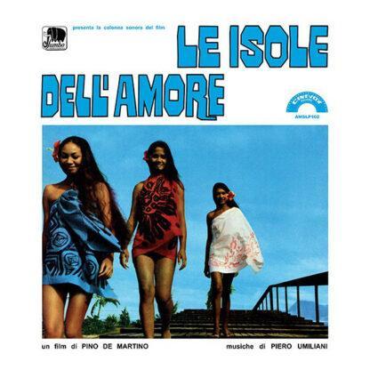 Piero Umiliani - Le Isole Dell'Amore (LP, Album, RE, Tra)