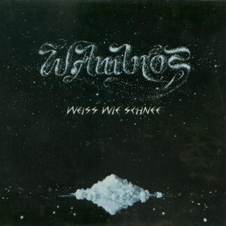Wolfgang Ambros - Weiss Wie Schnee (LP, Album)