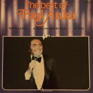 Paul Anka - The Best Of Paul Anka (LP, Comp)