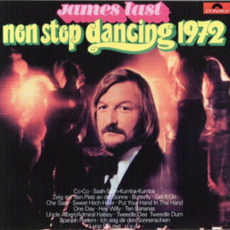 James Last - Non Stop Dancing 1972 (LP, Album, P/Mixed)