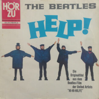 The Beatles - Help! (LP, Album, Mis)