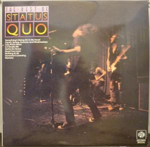 Status Quo - The Rest Of Status Quo (LP, Comp)