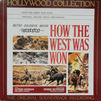 Various - How The West Was Won (LP, Album, RE)
