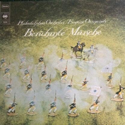 Philadelphia Orchester*, Eugene Ormandy - Berühmte Märsche  (2xLP, Album, Gat)