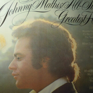Johnny Mathis - Johnny Mathis' All-Time Greatest Hits (2xLP, Comp, RP, Sun)
