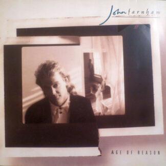John Farnham - Age Of Reason (LP, Album)