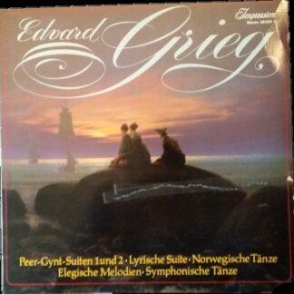Edvard Grieg - Edvard Grieg (2xLP, Club)