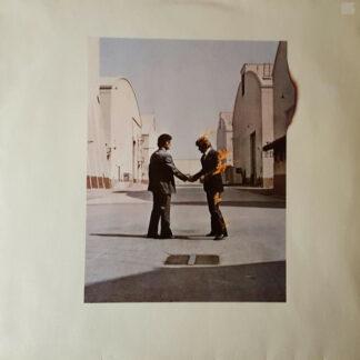 Pink Floyd - Wish You Were Here (LP, Album, RP)