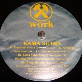 Kama Sutra* - Censored (12