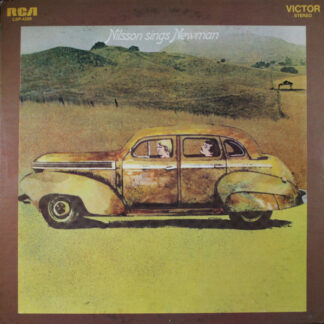 Nilsson* - Nilsson Sings Newman (LP, Album, Ind)