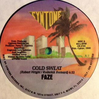Faze (2) - Cold Sweat (12