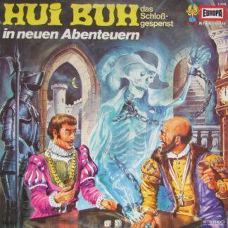 Eberhard Alexander-Burgh - Hui Buh Das Schloßgespenst 2 - In Neuen Abenteuern (LP)