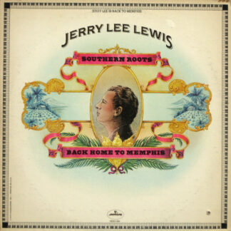 Jerry Lee Lewis - Southern Roots (LP, Album, Pit)