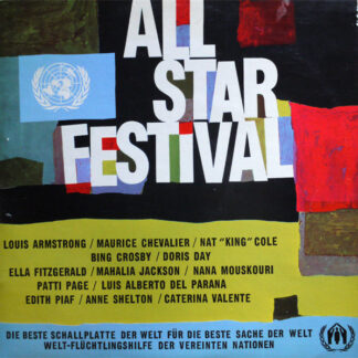 Various - All-Star Festival (LP, Comp, Mono)