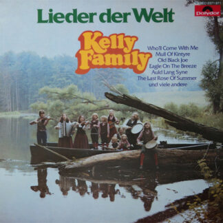 Kelly Family* - Lieder Der Welt (LP, Album)