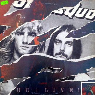 Status Quo - Live (2xLP, Album)
